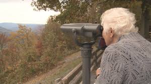 Gatlinburg Chair Lift New by I Saw God Today U0027 Color Blind Woman Sees Fall Color For The 1st