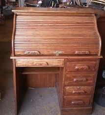 Ethan Allen Dark Pine Roll Top Desk by Ethan Allen Roll Top Desk 350 00 Picclick