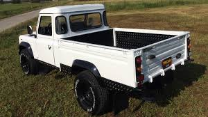 1986 Land Rover Defender 110 Pickup | S96 | Anaheim 2016 1987 Land Rover Defender 110 Firetruck Olivers Classics Used Car Costa Rica 2012 130 Wikipedia Working Fitted With A High Pssure Pump In 2015 Vs 2017 Discovery Nardo Grey Urban Truck Pinterest Rovers This Corvette Powered Pickup Is What Dreams 2013 Image 137 High Capacity 2007 Wallpapers 2048x1536 Shows Off Their Modified Lineup By Trucktuningcult Ultimate Edition