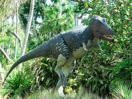 Roar of the Dinosaur ing to McKee Botanical Garden