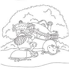Free Coloring Page Disney World Pages About 1000 Images On