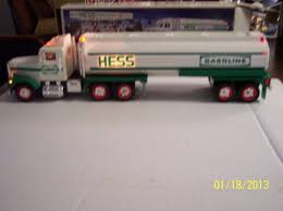 100 Toy Tanker Trucks Hess Truck 1990 On PopScreen