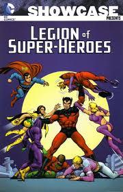 DC Comicss Showcase Presents Legion Of Super Heroes TPB 5