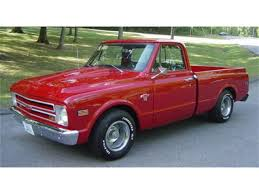 100 Rally Truck For Sale 1968 Chevrolet C10 For ClassicCarscom CC1134688