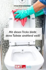toilette reinigen 10 hausmittel mit denen dein wc