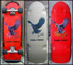 Powell Peralta Tony Hawk Skateboard Decks by America Undercover The Powell Peralta Tony And Phony Hawk
