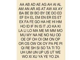 2 Letter Q Words Letters Font