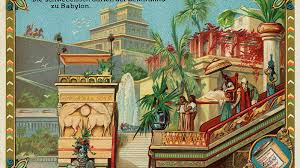 100 Images Of Hanging Gardens The Of Babylon