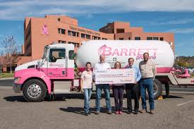 100 Pink Truck NEED2KNOW Raises Funds Autoworks Relocates PV Day Spa