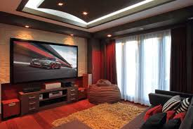 What Type Of Projector Screen Should I Have? 23 Basement Home Theater Design Ideas For Eertainment Film How To Build A Hgtv Diy Your Own Dispenser Wall Peenmediacom Cabinet 10 Maxims Of Perfect Room Living Elegant Detail Of Small Rooms Portland Wall Mount Tv In Portland Maine Flat Big Screen On The Beige Long Uncategorized Designs Dashing Trendy Los Angesvalencia Ca Media Roomdesigninstallation