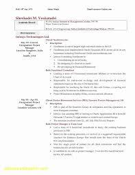 Cook Resume Format Lovely Sample Pdf Unique Nursing 0d 1920c