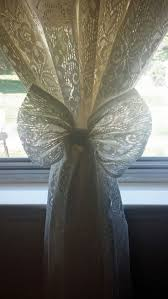 Lace Priscilla Curtains With Attached Valance by 8 Best Ruffled Curtains For A Dreamy Look Images On Pinterest