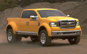 100 Ford Concept Truck A Look Back At S And SUV S Photo Image Gallery
