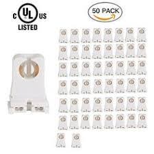 Shunted Bi Pin Lamp Holders by G5 T5 Socket Holders For Fluorescent Tube Lights Lampholders