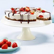 philadelphia rezept erdbeer schoko cheesecake