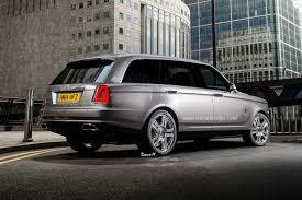 100 Rolls Royce Truck Cullinan SUV Gets Rendered