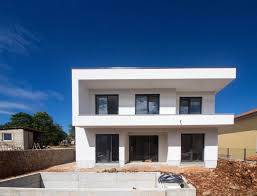 100 What Is Semi Detached House New Semidetached House With Pool And Sea View 200m From