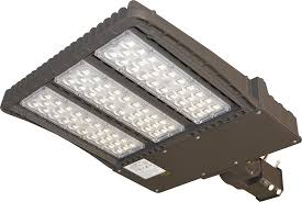 led parking lot light 300watt to replace 1000w metal halide car