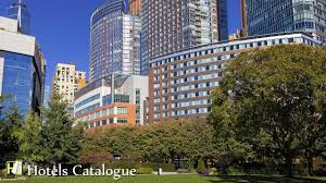 100 Millenium Towers Nyc New York Marriott Downtown Hotel Tour Luxury NYC Hotels In Lower