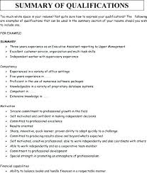 Samples Of Resume Summary Synopsis Examples For Retail Awesome Warehouse Team Leader
