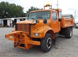 100 International 4700 Dump Truck 1997 Dump Truck Item FT9841 SOLD Oct