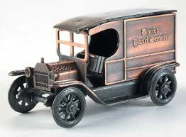Buy Antique UPS Delivery Truck Die Cast Metal Collectible Pencil ...