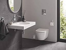 inkl wc set 3 in 1 bad accessoires 40407001 chrom grohe