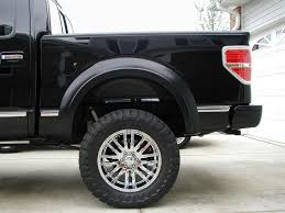 100 Wheel Flares For Trucks Fender Flares D F150 Um Community Of D Truck Fans