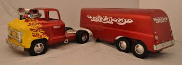 100 Cars And Trucks Llc 1950s Custom Buddy L Tanker Custom Tin Toy LLC By Artisan