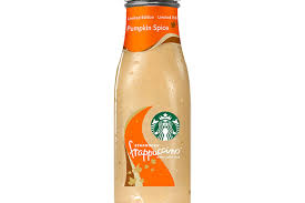 When Are Pumpkin Spice Lattes At Starbucks by Pumpkin Spice Frappuccinos Are Headed To A Grocery Store Near You
