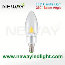 3w e14 ses 360 big angle led candle bulb light 3w e14 ses led