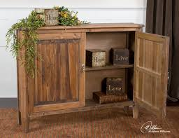 Modern Style Rustic Storage Cabinets With Altair Reclaimed Wood Console Cabinet Eco Friendly