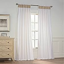 Bed Bath And Beyond Sheer Curtains by Window Curtains U0026 Drapes Pinch Pleat Bed Bath U0026 Beyond