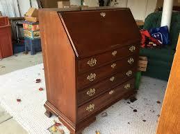 Jasper Cabinet Company Secretary Desk by Secretary My Antique Furniture Collection