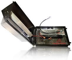 100 watt led wall pack 11 800 lumens dusk to sensor