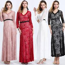 explosion models net yarn lace dress women in europe and