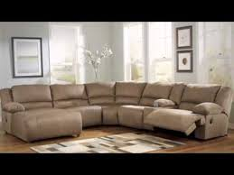 hogan mocha left corner chaise reclining sectional from signature