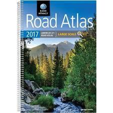 Rand McNally 2017 Road Atlas