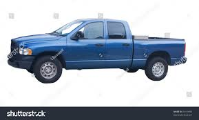 100 Pick Up Truck Tool Box Four Door Blue Up Diamond Stock Photo Edit Now