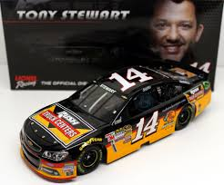 100 Rush Truck Center Atlanta Tony Stewart NASCAR Diecast Tony Stewart NASCAR Racing Collectibles