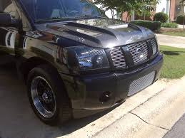 100 Hood Scoops For Trucks Scoop Ram Air Any Out There Nissan Titan Um