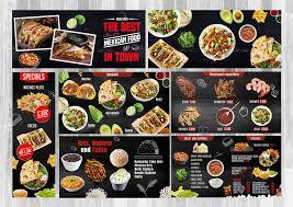 cuisine tv menut entry 24 by adidoank123 for create a restaurant tv menu
