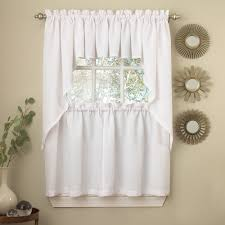 White Kitchen Curtains Valances by Nice White Kitchen Curtains Valances Nice White Kitchen Curtains