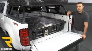 How To Install DECKED Truck Bed Storage System On A 2016 Chevy ...