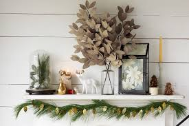 Lemax Halloween Village 2012 by 35 Christmas Mantel Decorations Ideas For Holiday Fireplace