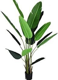 künstlicher bananenbaum künstliche pflanzen dekoration