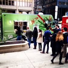 100 Food Truck Festival Chicago International Street Participating With