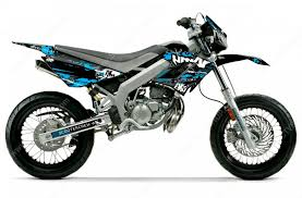 kit deco 125 sx 2004 kit déco army bleu cyan derbi drd racing 2004 2009 stickers army