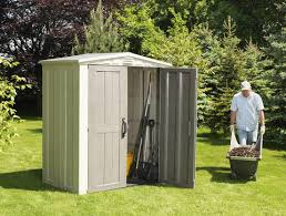 4x6 Outdoor Storage Shed by Keter Factor 6 U0027 X 3 U0027 Resin Storage Shed All Weather Plastic