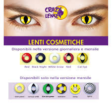 Rx Halloween Contacts by 100 Colored Halloween Contacts White Mesh Halloween
